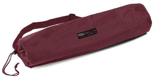 Yogistar Yogatasche Basic – Nylon – 65 cm – Bordeaux
