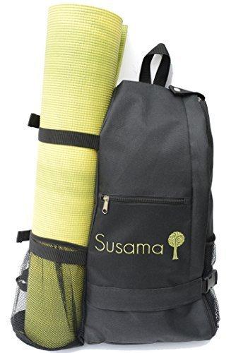 Crossbody Yoga Tasche: Multifunktions Schlaufenrucksack – Passend für die meisten Yoga-Matten