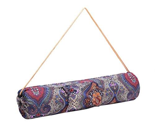 Kleine Yogatasche »Rukmini« von #DoYourYoga aus 100% Baumwoll-Canvas