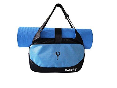 MAXOfit® Yogatasche für Matte und Zubehör