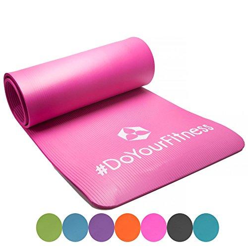 Portable Fitnessmatte »Sharma« / dick und weich, ideal für Pilates, Gymnastik und Yoga, Maße: 183 x 61 x 0,8cm, pinkPortable Fitnessmatte »Sharma« / dick und weich, ideal für Pilates, Gymnastik und Yoga, Maße: 183 x 61 x 0,8cm, pink