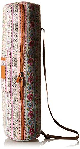 Yogatasche »Sunita« von #DoYourYoga aus hochwertigem Canvas (Segeltuch), für extra große Yogamatten