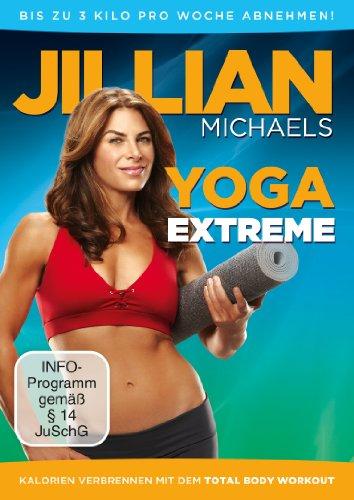 Jillian Michaels – Yoga Extreme