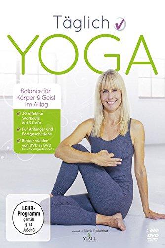 Täglich Yoga [3 DVDs]