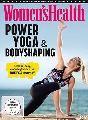 Women's Health – Power Yoga & Bodyshaping