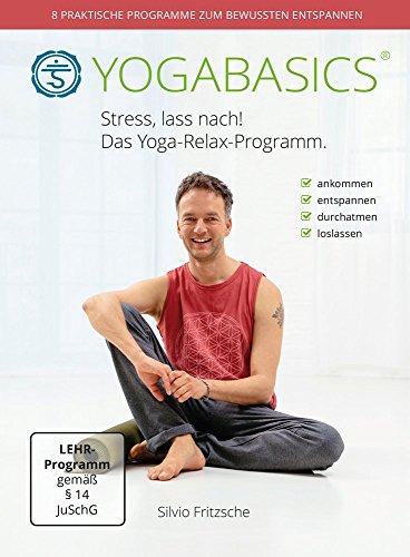 YOGABASICS: Stress, lass nach! Das Yoga-Relax-Programm (3 DVDs)