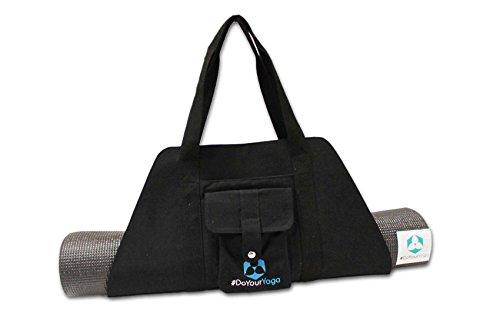 Yogatasche »Sumantra«  bis 100 cm Breite / schwarz