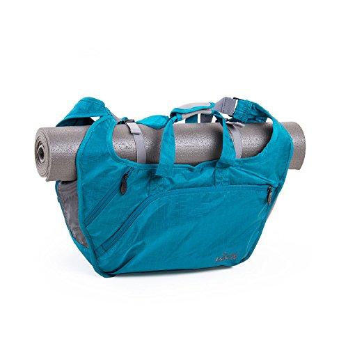 Yogatasche BOHDI Tote Bag NATARAJ (petrol)