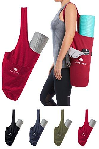 Yogatasche | Segeltuch-Yogamattentasche zum Umhängen