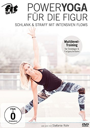 Fit For Fun – Power Yoga für die Figur